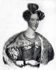 Princess Maria Anna of Saxony (1799–1832)
