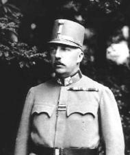 Archduke Peter Ferdinand of Austria
