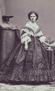 Wilhelmine Brunold, Gräfin von Tiefenbach